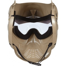 Valken Annex MI-7 Full Face Airsoft Mask w/ Visor - TAN