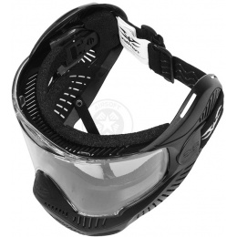 Valken Annex MI-3 Full Face Airsoft Mask w/ Visor - BLACK