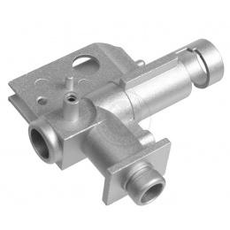 Modify Airsoft M4 / M16 AEG Metal Hop-Up Chamber w/ O-ring Design