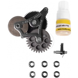 Modify Airsoft V2/V3 High Speed Modular 7mm Bushing Drop-In Gear Set
