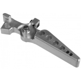 Speed Airsoft M4 / M16 Series Blade AEG Tunable Trigger - SILVER