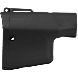 Madbull Airsoft Troy Industries Battle Ax Stock - BLACK