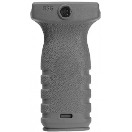 MFT Mission First Tactical React Short Grip - GRAY