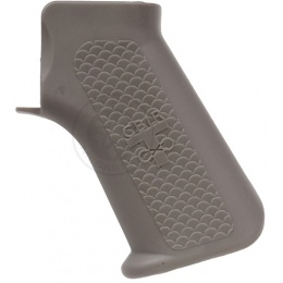 Madbull Airsoft Troy Battle Axe AEG Medium Motor Grip - DARK EARTH