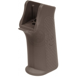 Madbull Airsoft Troy Battle Axe AEG Medium Type Motor Grip - TAN