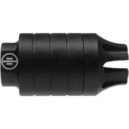 Madbull Airsoft PWS CQB Flash Hider Compensator w/ Amplifier - BLACK