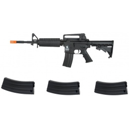 LIMITED TIME OFFER - LT M4A1 Commando AEG Carbine w/ 3 FREE Mags