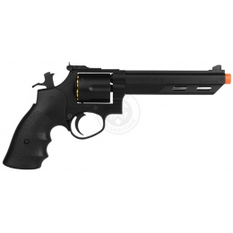 HFC Savaging Bull Magnum Revolver Gas Airsoft Pistol - BLACK