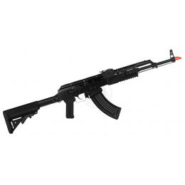 WE Full Metal AK47 PMC RIS Open Bolt GBBR Gas Blowback Airsoft Rifle