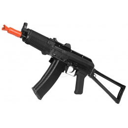 WE Full Metal AK-74UN Open Bolt GBBR Gas Blowback Airsoft Rifle