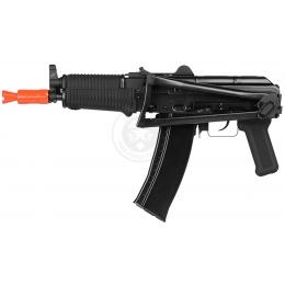 WE Full Metal AK-74UN Open Bolt GBBR Gas Blowback Airsoft Rifle