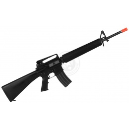 WE Full Metal M16A3 Open Bolt GBBR Gas Blowback Airsoft Rifle
