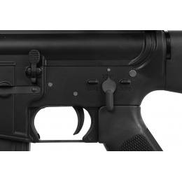 WE Full Metal M4A1 Open Bolt GBBR Gas Blowback Airsoft Rifle