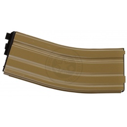 WE Full Metal M4A1 Open Bolt GBBR Gas Blowback Airsoft Rifle - TAN
