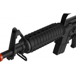 WE Full Metal XM177 M4 Open Bolt GBBR Gas Blowback Airsoft Rifle