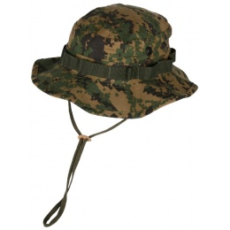 Rothco Adjustable Military Boonie Hat - WOODLAND DIGITAL