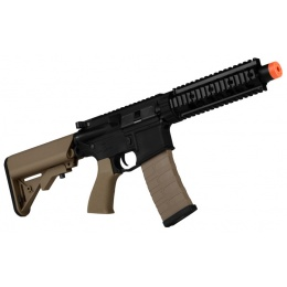 G&G GR4 Electric Blowback M4 CQB-S Mini Airsoft AEG - BLACK / TAN
