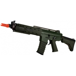 G&G GK5C GL Full Metal Airsoft AEG Rifle - GREEN