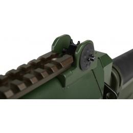 G&G GK5C GL Full Metal Airsoft AEG Rifle - GREEN