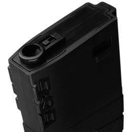 G&G 120rd GR16 / M4 Mid Capacity Airsoft AEG Magazine - BLACK / TAN