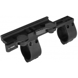 T&D Airsoft 30mm Cantilever Rifle Scope Mount w/ Quick Release