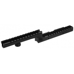 T&D Airsoft AR15 / M4 / M16 Z-Mount Carry Handle Scope Rail