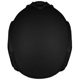 G-Force Ballistic BUMP Helmet w/ Side Adapter Rails - BLACK