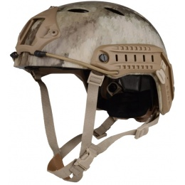 G-Force Operator BUMP Helmet w/ Side Adapter Rails - A-TACS