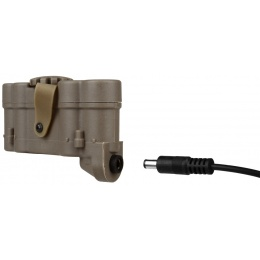 T&D GPNVG-18 Airsoft Dummy NVG Night Vision Goggles - TAN