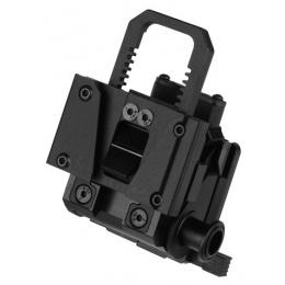 T&D Low Profile Breakaway NVG Night Vision Mount - BLACK