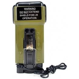 T&D Airsoft Dummy Mock MS2000 Distress Marker - OD GREEN