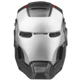 T&D Airsoft Wire Mesh War Machine Full Face Mask