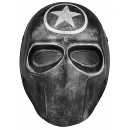 FMA Airsoft Wire Mesh American Shield Full Face Mask