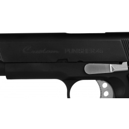 Socom Gear Punisher 1911 Gas Blowback Airsoft Pistol w/ Compensator